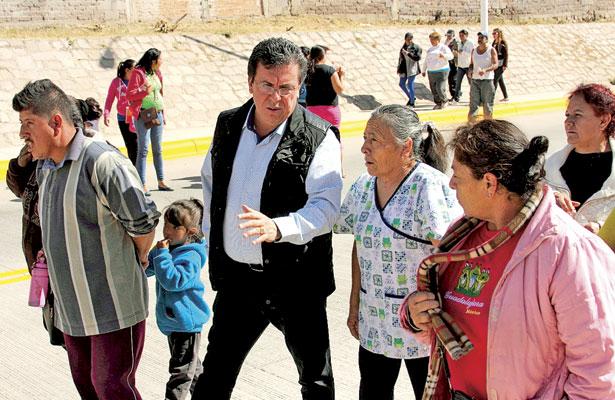Reconoce Ricardo López Pescador aspiración al Congreso de la Unión