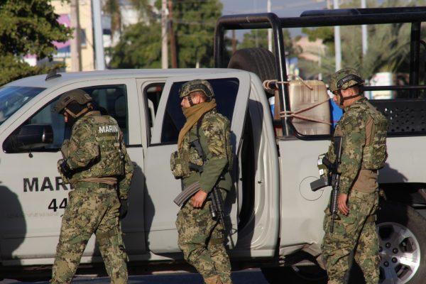 La SEMAR, confirmó enfrentamiento en donde mueren 3 civiles, en Tamazula