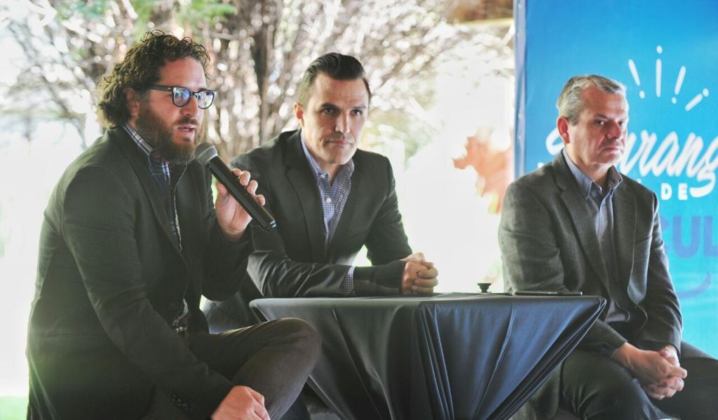 A finales de enero inicia la filmación de la segunda parte de La Piloto en escenarios del estado de Durango, confirmó Billy Rovzar en conferencia de prensa. (Imagen: Ángel Meraz)