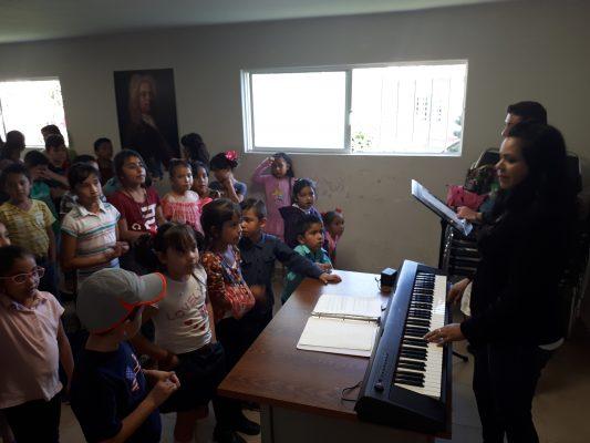 IMAC impulsa el desarrollo social a través de sus centros de formación artística