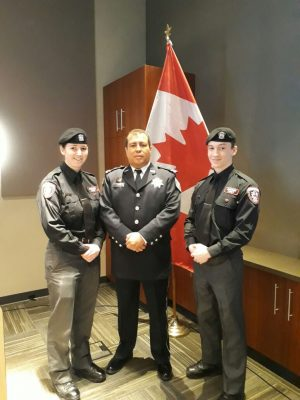 Policía municipal de Gómez Palacio recibe capacitación en Canadá