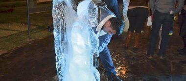 Invitan al Concurso de Esculturas de Hielo