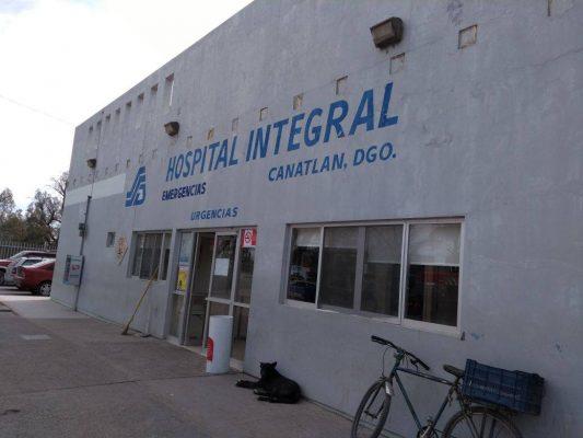 Kitzia Zamora fue designada comodirectora del Hospital I. de Canatlán