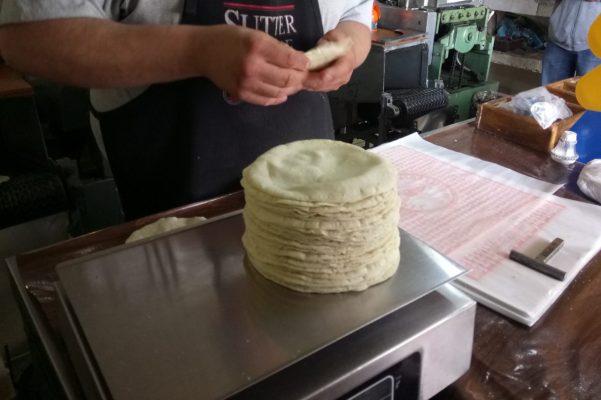 Tortilleros de N.I. mantienen el precio