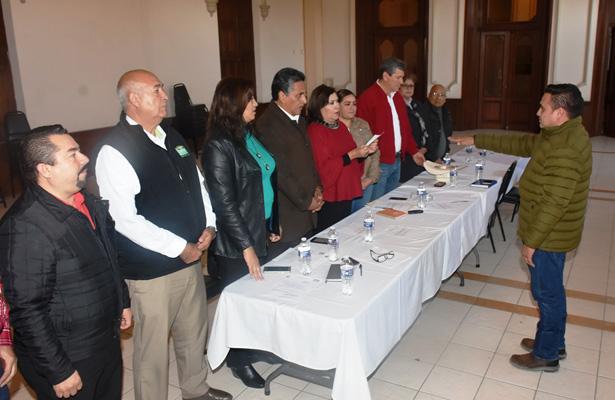 Cambio de funcionarios en la administración de Lerdo