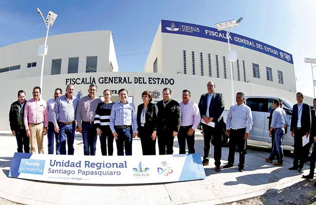 Santiago Papasquiaro se convertirá en polo de desarrollo: Aispuro