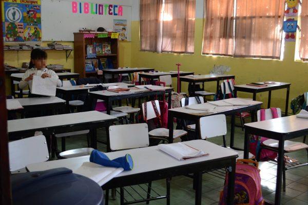 Reportan 65% de ausentismo escolar en la Laguna por bajas temperaturas