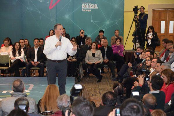 Controlar el mercado de armas en México, una de las prioridades para Meade