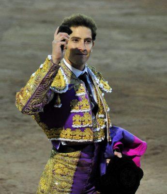 Arturo Saldívar el gran triunfador