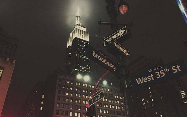 Reportan tiroteo cerca del Empire State en Nueva York