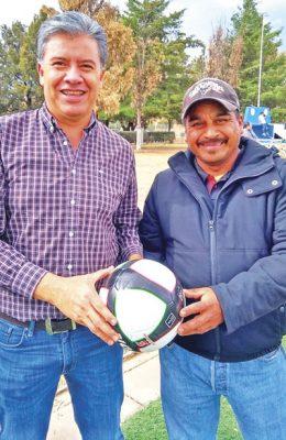 Inició de manera oficial el torneo de futbol veterano