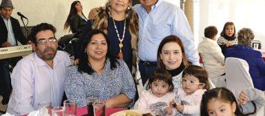 Celebra su cumpleaños Irma Rocha de Reyes