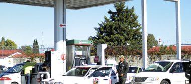 Ayer se registró un nuevo incremento en el precio de la gasolina.