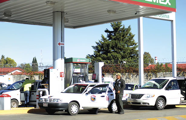 Nuevo aumentoa la gasolina