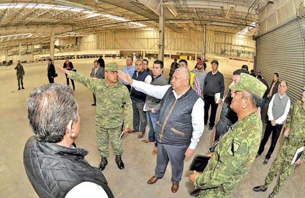 Mejorarán instalaciones de la Policía Militar