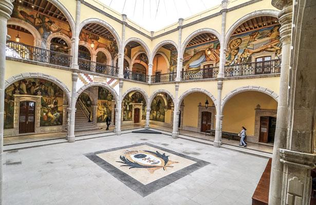 El Museo Francisco Villa se encuentra celebrando sus cinco años de haber abierto sus puertas a los duranguenses.
