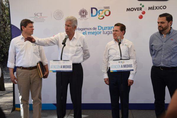 Se analiza proyecto del ferrocarril a Mazatlán