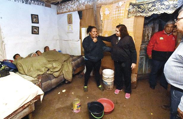Superviva MLGA afectación por lluvias