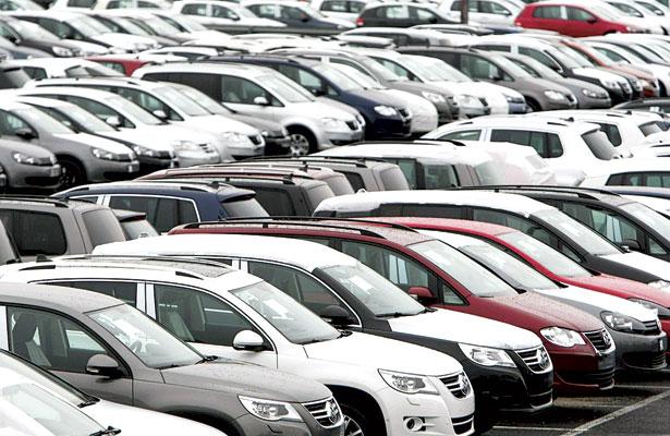 Bajan las ventas deautomóviles nuevos