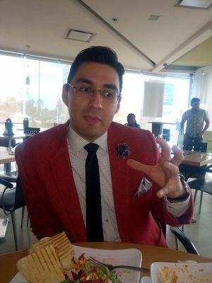 El 95% del dinero que se mueve en el mundo es digital: Antonio Chávez