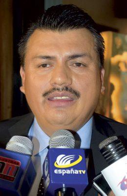 El PAN no se desmorona: Martínez