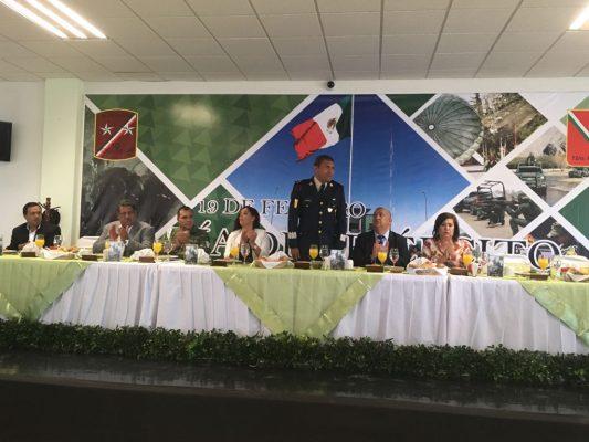A 105 años de la fundación del Ejército Mexicano