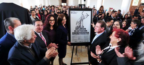 """Ponen en marcha el Centro de Cinematografía y Actuación """"Dolores del Río"""""""