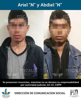 Caen dos secuestradores que se escondían en Guadalajara
