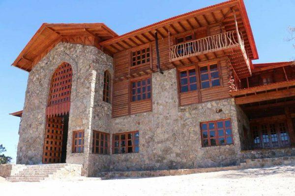 Nuevo hotel en la sierra de Durango
