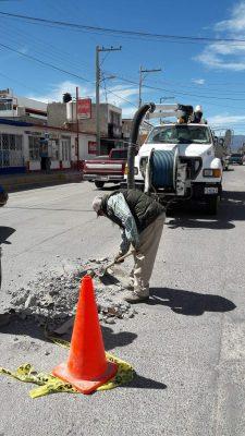 Constantes, los apagones en Paso Nacional, Nazas