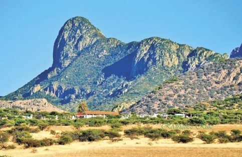 La Sierra de La Silla, un lugar para visitar