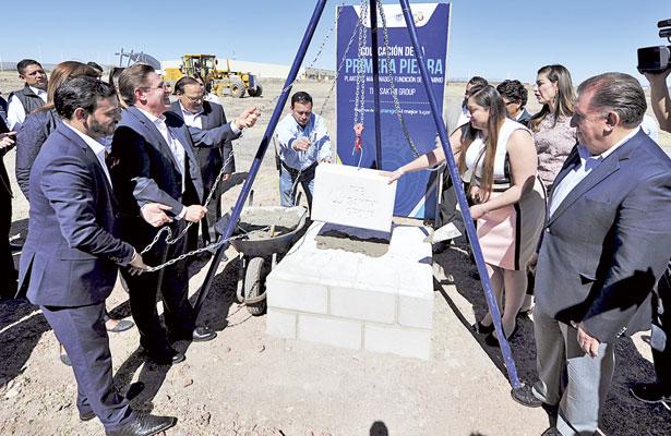 Construirán fundidora  de aluminio en Durango