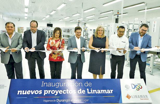 Más empleos en La Laguna genera la empresa Linamar