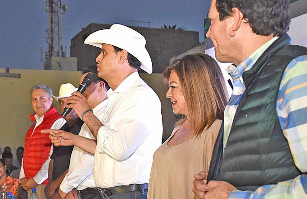 Campesinos de Durango tendrán lugar preferencial: IHD