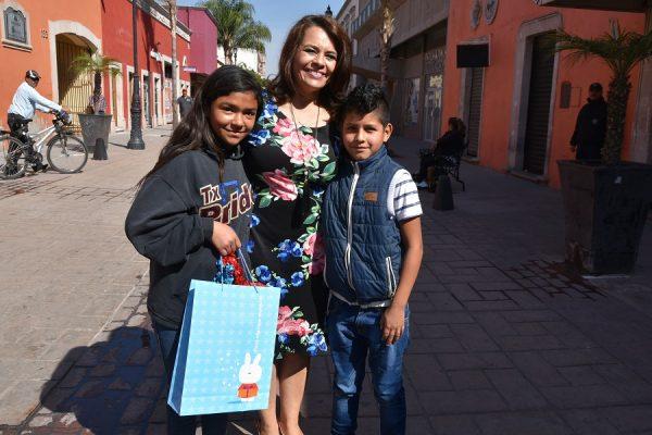 Foráneos, niños retiradosdel trabajo en la calle