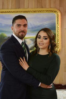 Se casan en agosto Rocío Campos Cardosa y Luis Francisco Sida Rodríguez