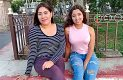 VILLA UNIÓN, Dgo. (OEM).- Posan para El Sol las guapas Gladys Castillo y Valeria Garay.