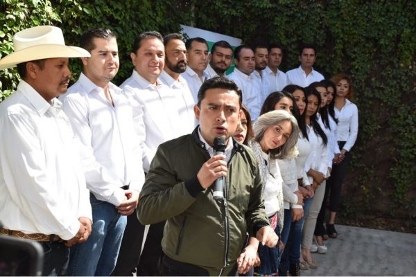El PVEM no hace alianzas electorales en el estado: Gerardo Villarreal