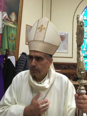 Delicado de salud el obispo de Gómez Palacio