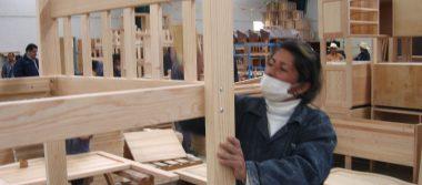 Enfrenta crisis industria mueblera en Durango