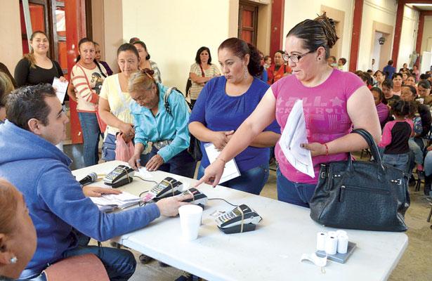 Se reanudó el serviciode agua potable enRicardo Flores Magón