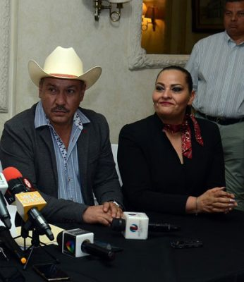Mi compromiso es que AMLOsea presidente: Nancy Vázquez