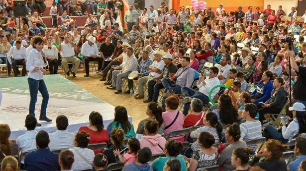 Vamos a convertir a VicenteGuerrero en polo de desarrollo