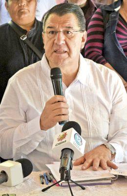 Presentan declaración 3 de 3 Gonzalo Yáñez y Margarita Valdez
