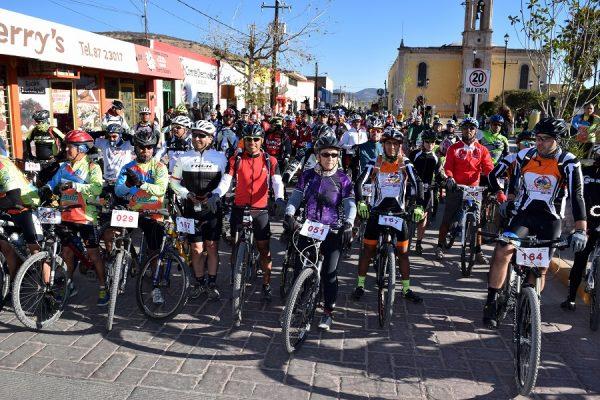 Ruta ciclista Manzana – Pinole benéfica para el comercio de comunidades