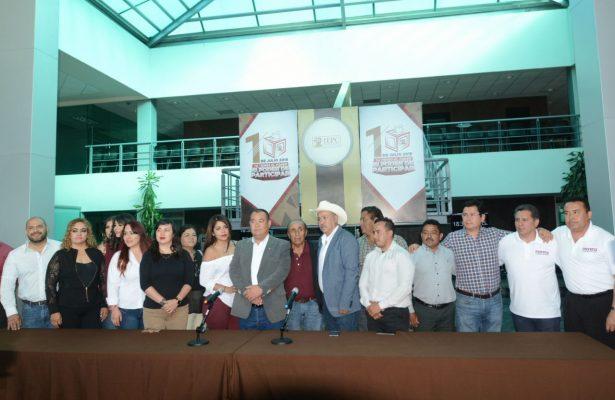 Militantes de Encuentro Social se suman a la campaña de Ricardo Anaya