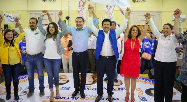 Moreno Valle: Trabajo y honestidad respaldan al doctor Enríquez
