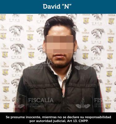 Detienen en EU a duranguense vinculado con delito de secuestro