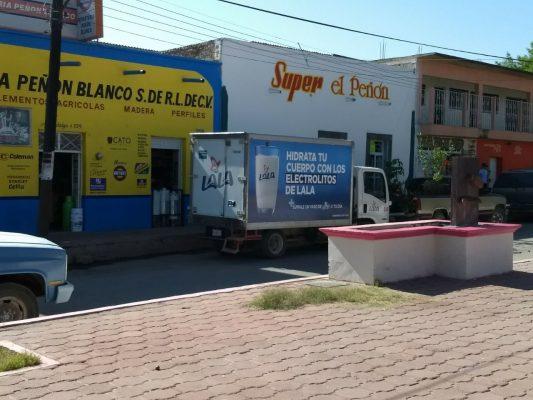 Continúan apagones en Peñón Blanco