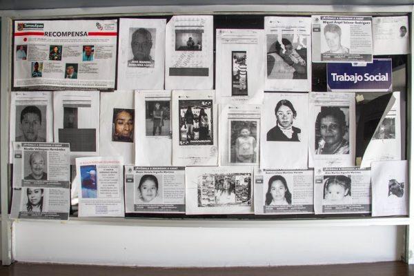 Buscarán en Durangopersonas desaparecidas